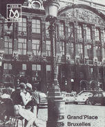 La Grand'Place De Bruxelles ; Fascicule édité Par La Télévision Scolaire Belge - Books, Magazines, Comics