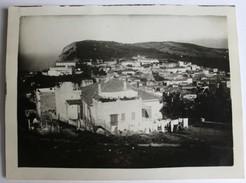Photographie Originale PHILIPPEVILLE SKIKDA ALGERIE 1934 - Afrique