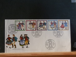 A7004     FDC  ALLEMAGNE - Storia Postale