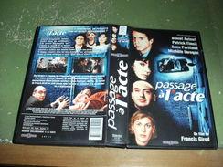 """Rare Film : """" Passage à L'acte """" - Policiers"""
