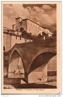 Italie. Piobbico. Il Castello Dei Brancaleoni. - Italia