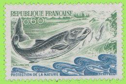 France 1971. ~ YT 1693** - Saumon - France
