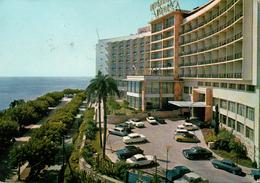 CPSM ESPAGNE COSTA DORADA TARRAGONA ESPAGNE 140.HOTEL IMPÉRIAL TARRACO Autos DS, 404 , DAUPHINE ....... - Tarragona