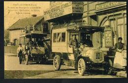 PONT-AUDEMER- Eure- Bureau Des Messageries Automobiles - Retirage CECCODI  1306 - Scans Recto Verso -Paypal Free - Pont Audemer