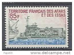 AFARS ET ISSAS N° 350 XX  Capitainerie Du Port à Djibouti