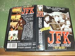 """Rare Film : """" JFK Dossier Ouvert """" - Documentaire"""