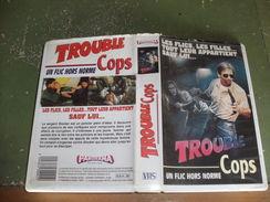 "Rare Film : "" Trouble Cops "" - Crime"