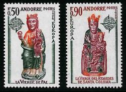 ANDORRE FRANCAIS - EUROPA - YT 237 Et 238 ** - 2 TIMBRES NEUFS ** - Andorre Français
