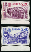 ANDORRE FRANCAIS - EUROPA - YT 358 Et 359 ** - 2 TIMBRES NEUFS ** - Unused Stamps