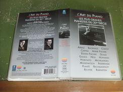 """Rare Film : """" L'art Du Piano """" - Concert & Music"""