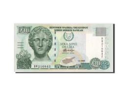 Chypre, 10 Pounds, 2005, KM:62e, 1.4.2005, NEUF - Chypre