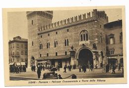 FERRARA PALAZZO COMMERCIALE E TORRE DELLA VITTORIA NV FP - Ferrara