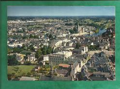 Sablé-sur-Sarthe (72-Sarthe) Vue Générale (aérienne?) 2 Scans - Sable Sur Sarthe