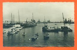 "CPSM Casablanca "" L'escadre Dans Le Port "" LJCP 19 - Casablanca"