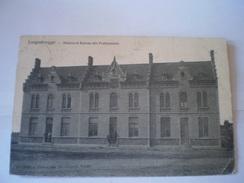 Langerbrugge // Maison Et Bureau Des Pontonniers // Used 1907 Ed. Hellotypie De Graeve - Gent