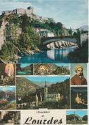 17 / 1 / 98  -   LOT  DE  500  CPM  ( Grand  Modèle )   DE  LOURDES  À  22€,50   + 8€,50   PORT - Ansichtskarten