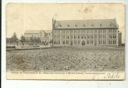 Heverle Institut Du Sacré Coeur Vue Du Coté De La Cour - Leuven