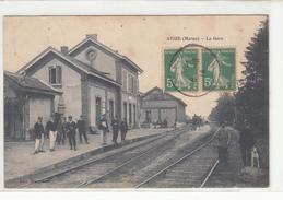 51 AVIZE LA  GARE - France
