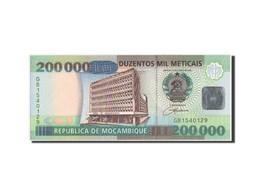 Mozambique, 200,000 Meticais, 2004, KM:141, 16.6.2003, NEUF - Mozambique