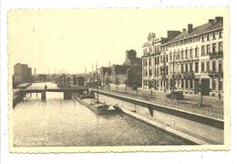 Charleroi Quai De Flandre ( Péniche ) - Charleroi