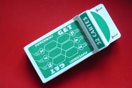 Jeu De 32 Cartes - Publicité GET Pippermint - Alcool - 32 Cards