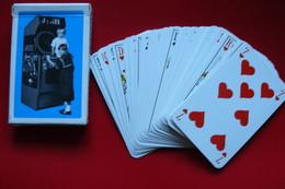 Jeu De 32 Cartes - Publicité Jeutel (jeux D'arcade) - Années 80 - 32 Cards