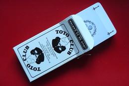Jeu De 32 Cartes - Publicité Discothèque Toto Club - Carsan - Gard (30) - 32 Cartes