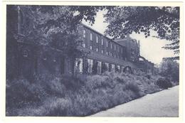 Venlo - Retraitenhuis Manresa - Stadszijde Met Patershuis - Blauwe Druk - Venlo