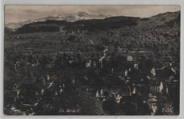 Oberuzwil - Ober-Uzwil - Photo: H. Hane No. 3696 - Stempel: Flawil S.B.B. - SG St. Gall