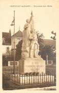Santenay-les-Bains - Monument Aux Morts, A Nos Glorieux Enfants 1914-1918 - Edition Rossigneux - Monuments Aux Morts