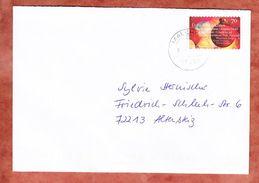 Brief, EF Weihnachtsmarke Sk, Malchow Nach Altensteig 2016 (34381) - BRD