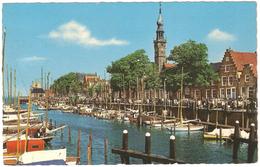 Veere - Jachthaven - 1966 - Veere