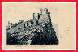 République De SAINT MARIN -- - Saint-Marin