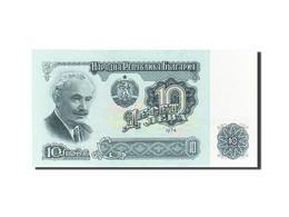 Bulgarie, 10 Leva, 1974, KM:96a, 1974, NEUF - Bulgarie