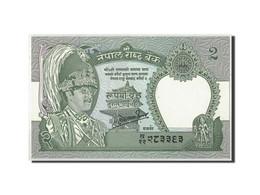 Népal, 2 Rupees, KM:29b, SPL - Nepal