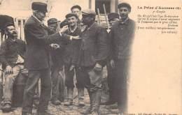 89 - YONNE / Auxerre - La Prise D' Auxerre - Beau Cliché Animé - Auxerre