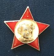 Oktyabryata's Badge, Russia. - Administrations