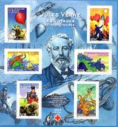 France.bloc No 85 De 2005.jules Verne.n**. - Neufs