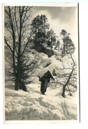 Fernpaß In Tirol, Kreuz, 1931 - Otros