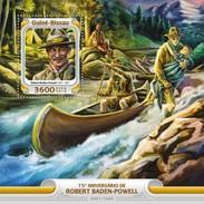Guinee-Bissau / Guinea Bissau - Postfris / MNH - Sheet Robert Baden-Powell 2016 NEW! - Guinea-Bissau