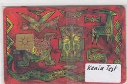 Kenia  Ascom Test  #1 - Kenya