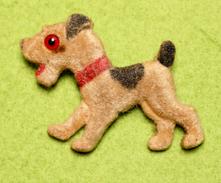 Bijoux-broche-Chien_3.10_fox Terrier - Broches