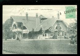 Brasschaet  (Brasschaat)  :   Villa Norvégienne - Brasschaat
