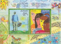 Monténégro Bloc N° 5 Europa 2006 Neuf** - Montenegro