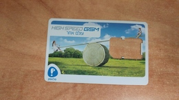 Israel-pelephone G.s.m-high Speed(5)-used Card - Israele