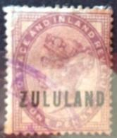 Zululand 1888 (o)   # 2 - Zululand (1888-1902)