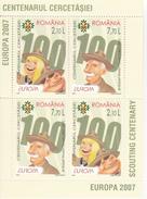 Roumanie Bloc N° 307 Europa 2006 Neuf** - Hojas Bloque