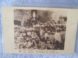 INDES .  KHUSHPUR . ON S ASSEMBLE POUR UN GRAND REGAL . NELS - Inde