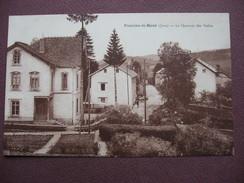CPA 39 FONCINE LE HAUT Quartier Des Valles SEPIA Canton SAINT LAURENT EN GRANDVAUX - France