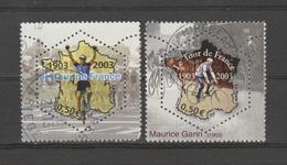 FRANCE / 2003 / Y&T N° 3582/3583 - Oblitérations De 2003. SUPERBE ! - Frankreich